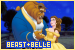 Relationship: Beast and Belle