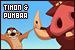 Relationship: Timon & Pumbaa