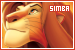 Character: Simba (The Lion King)