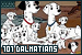 Movie: 101 Dalmatians
