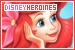Character: Disney Heroines