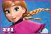 Character: Frozen: Anna